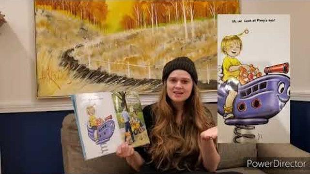 Morah Rochel Reads The Story of Pinny's Upsherin