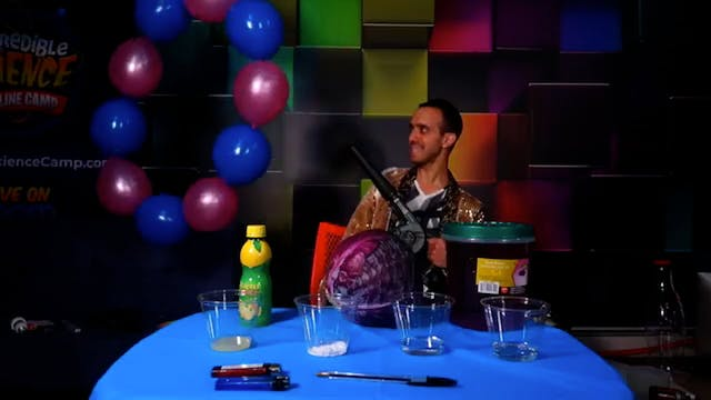 Incredible Science Experiments Show