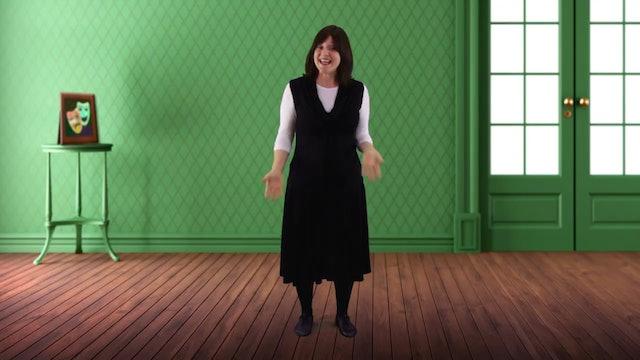 Rebbetzin Tap Introduction to Acting - Body Language