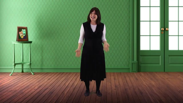 Rebbetzin Tap Introduction to Acting ...