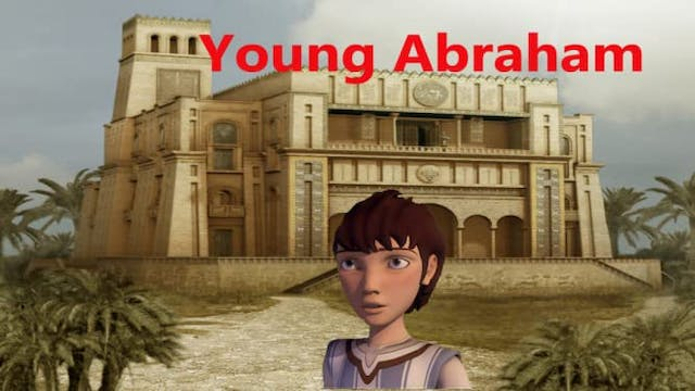 Young Avraham Official Trailer
