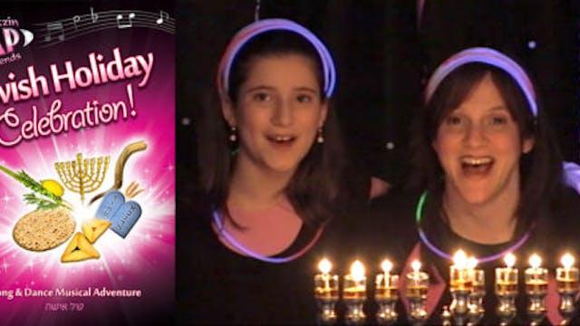 Rebbetzin Tap Jewish Holiday Celebration