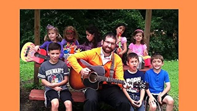 Rabbi Jake's Pesach Concert
