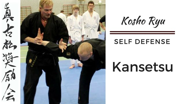 Self Defense - Kansetsu