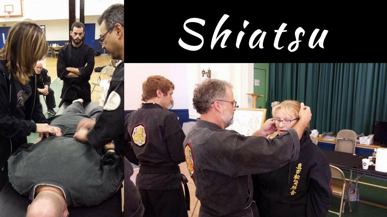 Healing Arts - Shiatsu Massage