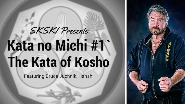 Kata of Kosho Ryu