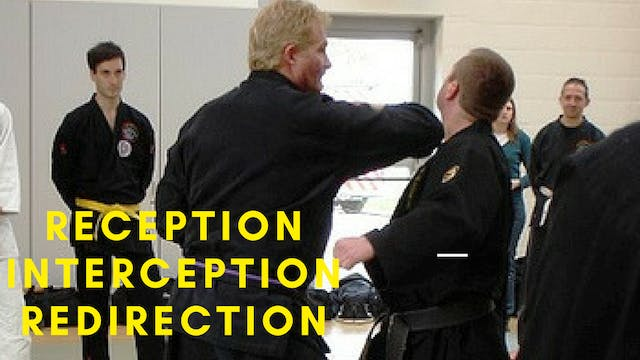 Reception, Interception and Redirection