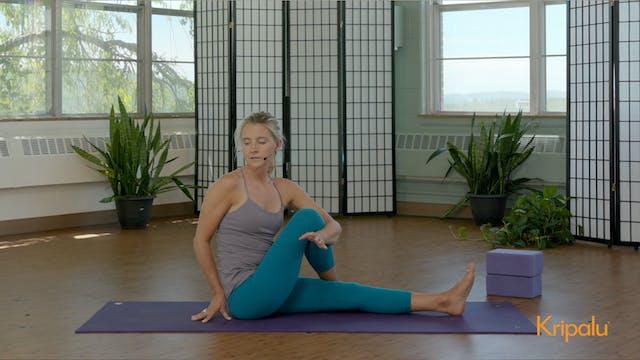 Cooling Pitta-Balancing Yoga Class
