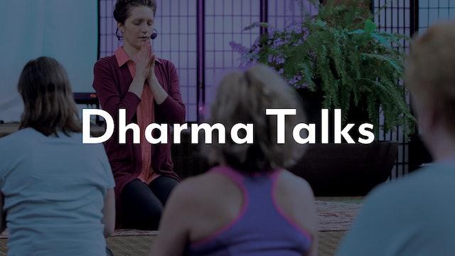 Dharma Talks