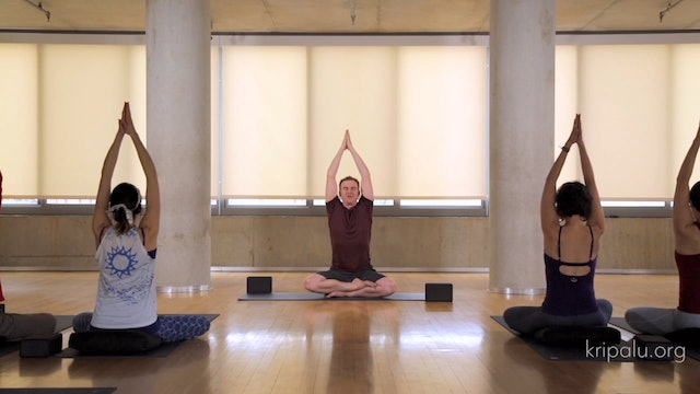 Yoga Class to Support Calm and Focus
