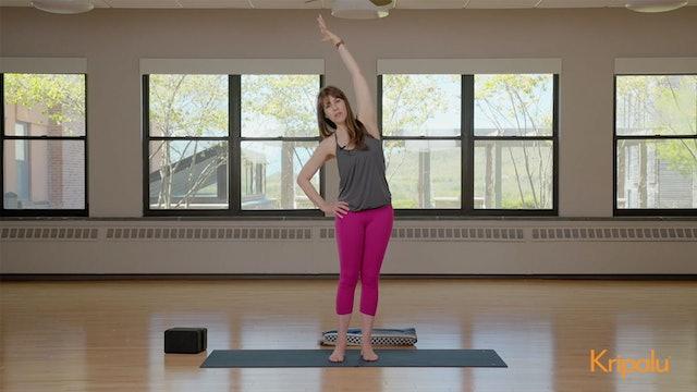 Grounding Gentle Yoga Class
