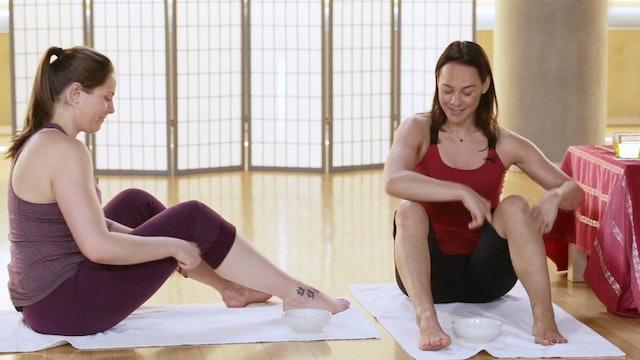 How to Do an Ayurvedic Self-Massage