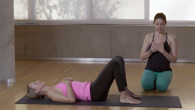 Slow Flow Yoga Class