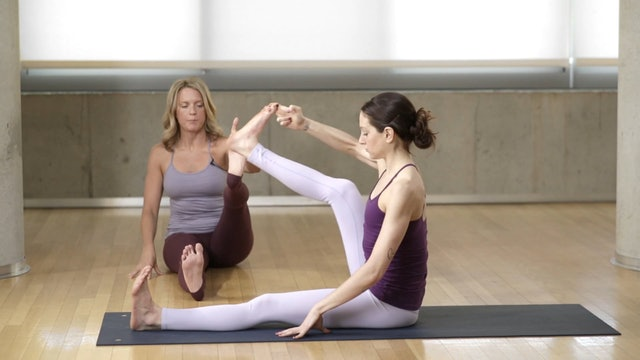 Meditative Yoga Class