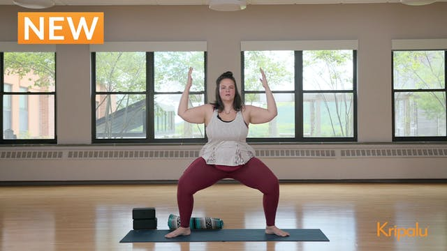 Pitta Pacifying Yoga Flow