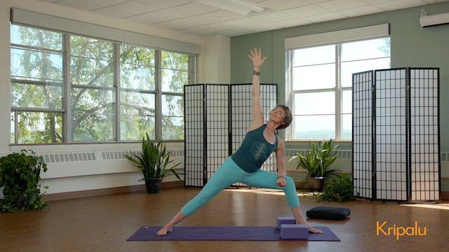 Sustained Yoga Postures for Inner Str...