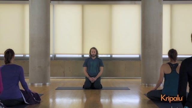 Classic Kripalu Meditation