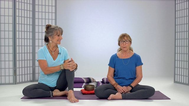 Yin Yoga Class for Deep Relaxation