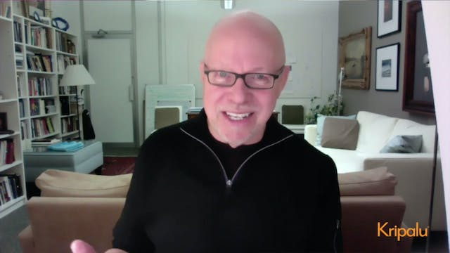 A Dharma Talk with Stephen Cope