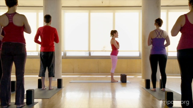 Yoga to Build Heat and Energy
