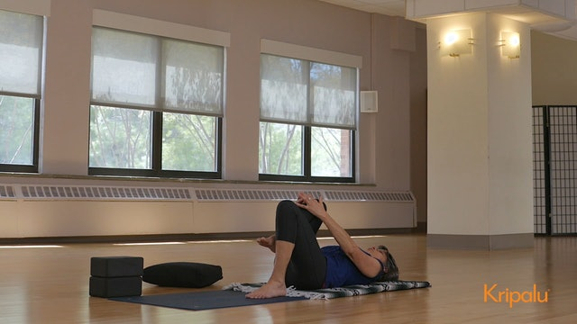 Gentle Yoga Class to Support Well-Being