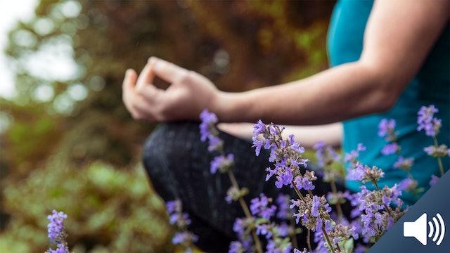 Grounding Audio Meditation