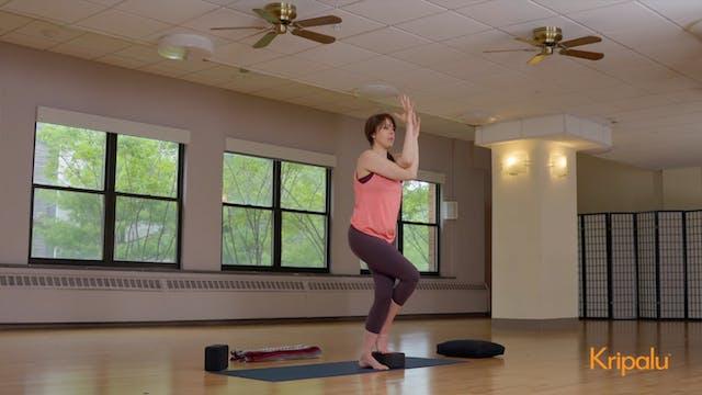 Basic Kripalu Yoga Class