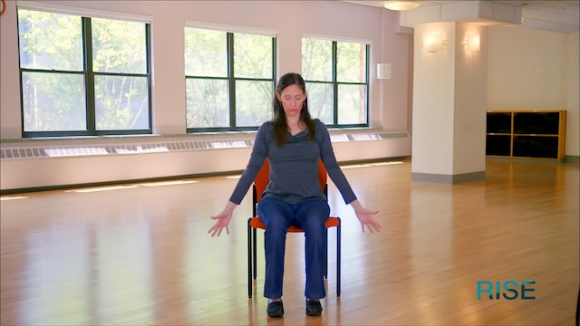 Seated Movement and Meditation Class
