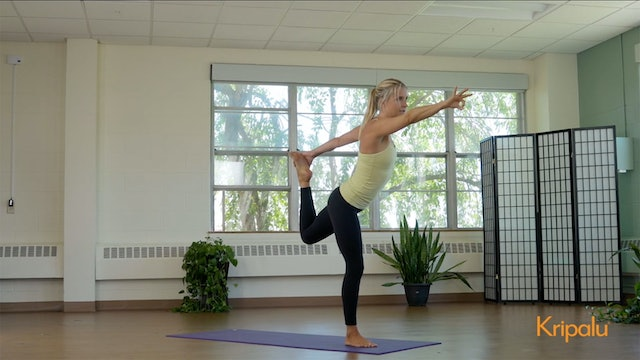 Energizing and Uplifting Yoga Class