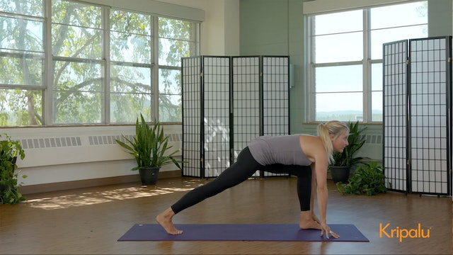 Yoga Practice for Increased Stability