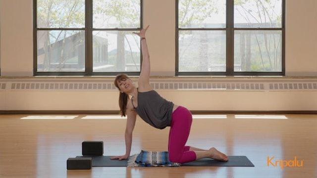 Intermediate Kripalu Yoga Class