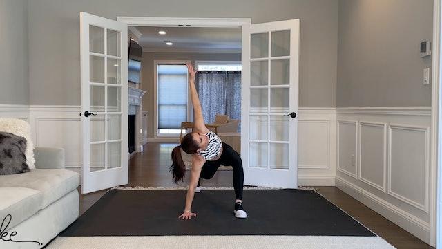 Core Stretch