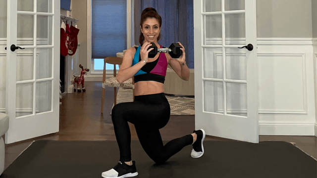 Lower Body Tabata