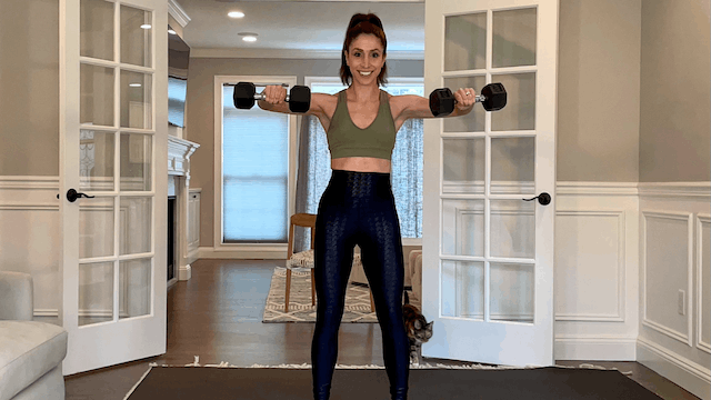 Arms + Shoulders Strength