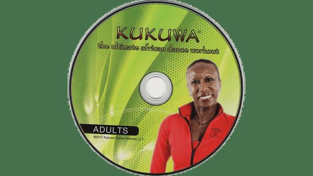 Kukuwa® Dance Workout - Adult Intermediate