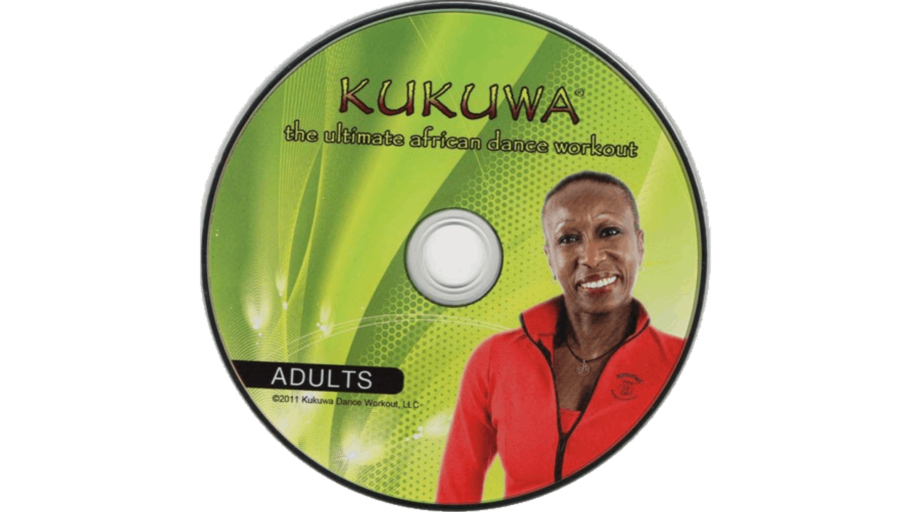 Kukuwa® Dance Workout - Adult Intermediate