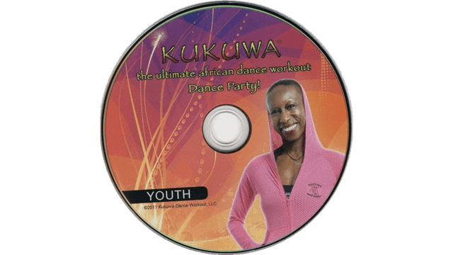 Kukuwa® Dance Workout - Kids
