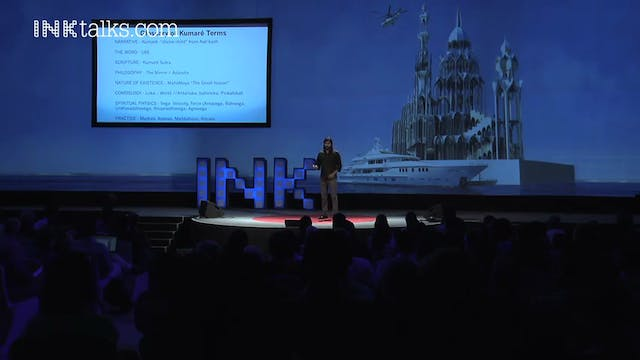 Vikram Ghandi - Ink Talk 2012