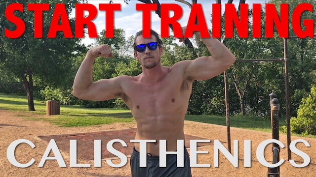 How to Start Calisthenics - Beginner Set