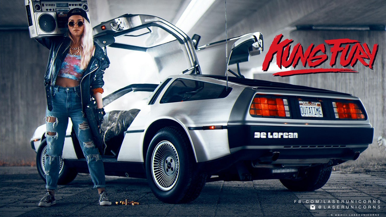 Kung Fury: Backer Access