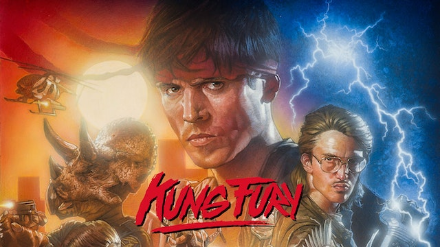 KUNG FURY Official Short