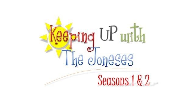 Keeping up with the Joneses - Season 1 & 2 Bundle