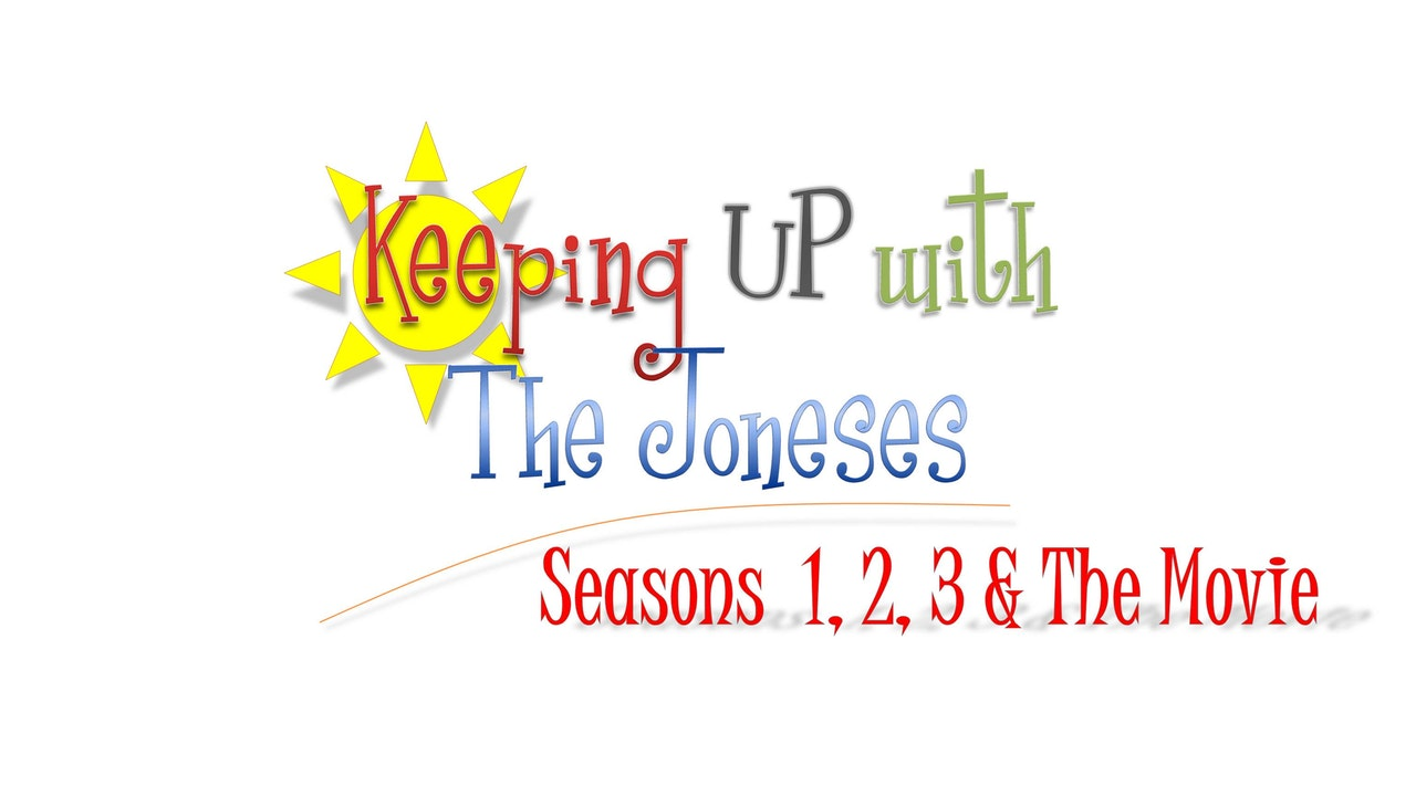 Keeping up with the Joneses - Season 1, 2, 3 and The Movie Bundle