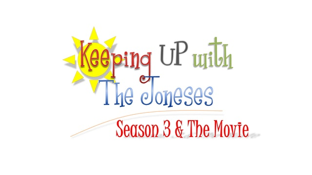 Keeping up with the Joneses - Season 3 and The Movie Bundle