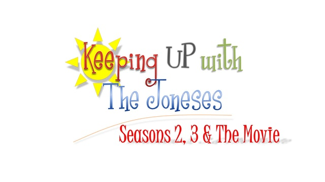 Keeping up with the Joneses - Season 2, Season 3 and The Movie Bundle
