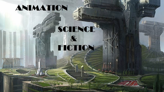 Animation & Science Fiction