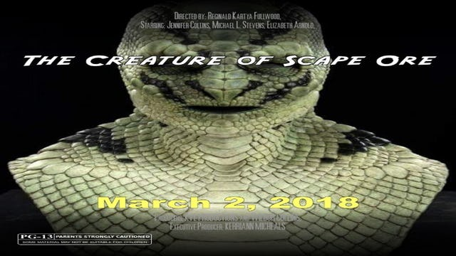 The Creature of Swamp Ore Swamp