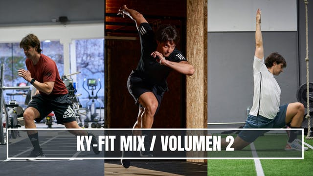 KY-FIT MIX - VOLUMEN 2 - 2/4/2021