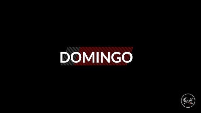 NUTRICIÓN - MARZO 2021 - DOMINGO