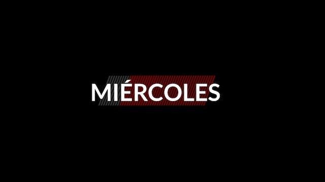 NUTRICIÓN - MARZO 2021 - MIÉRCOLES